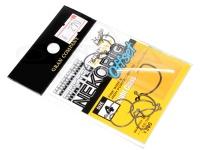 モーリス フッキングマスター ワームフック - ネコリグオフセット ライトクラス  サイズ #4