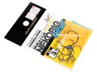 モーリス フッキングマスター ワームフック - ネコリグオフセット ライトクラス  サイズ #3
