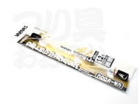 バリバス エクセラ鮎 - ウルトラマジックハリス フロロカーボン #カラーマーキング レッド 1.2号 15cm.