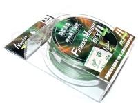 バリバス デッドオアアライブ -  フィネスマスターPE X4  #ダークグリーン/モーショングリーン 0.3号 7lb 150m