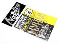 モーリス フッキングマスター ワームフック - フッキングマスター リミテッドエディション ライトクラス - サイズ #4 アンチラストゼロフリクションコート