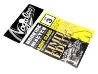 モーリス フッキングマスター ワームフック - フッキングマスター リミテッドエディション ライトクラス - サイズ #3 アンチラストゼロフリクションコート