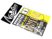 モーリス フッキングマスター ワームフック - フッキングマスター リミテッドエディション ライトクラス - サイズ #1 アンチラストゼロフリクションコート