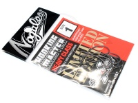 モーリス フッキングマスター ワームフック - フッキングマスター リミテッドエディション ヘビークラス - サイズ #1 アンチラストゼロフリクションコート