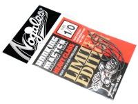 モーリス フッキングマスター ワームフック - フッキングマスター リミテッドエディション ヘビークラス - サイズ #1/0 アンチラストゼロフリクションコート