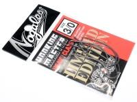 モーリス フッキングマスター ワームフック - フッキングマスター リミテッドエディション ヘビークラス - サイズ #3/0 アンチラストゼロフリクションコート