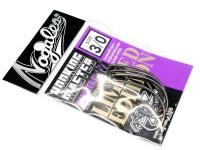 モーリス フッキングマスター ワームフック - フッキングマスター リミテッドエディション モンスタークラス - サイズ #3/0 アンチラストゼロフリクションコート