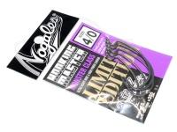 モーリス フッキングマスター ワームフック - フッキングマスター リミテッドエディション モンスタークラス - サイズ #4/0 アンチラストゼロフリクションコート
