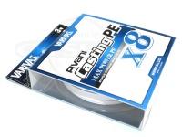 バリバス アバニ キャスティングPE - マックスパワーX8 #ホワイト 300m巻 3.0号 MAX48lb