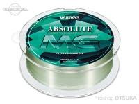 バリバス アブソルート -  MG マジカルグリーン フロロカーボン 5lb