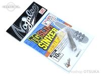 モーリス シンカー - TGスリム クイックチェンジャー #シルバー 10g Feco認定商品