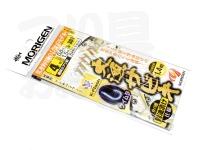 モリゲン 大漁サビキ 醤油漬け - S-306  4-0.8-1.5