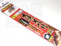 もりげん 大漁メバル - D-113 #ナマズ皮 超人チヌ2/3ネムリ針3号 ハリス2号
