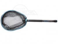 ジャクソン スーパートリックスター - ネット STN-280 #ブルー/シルバー 全長2.8m 仕舞寸法42cm