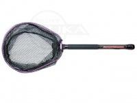 ジャクソン スーパートリックスター - ネット STN-380 #パープル/オレンジ 全長3.8m 仕舞寸法46.5cm