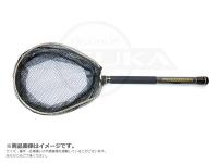 ジャクソン スーパートリックスター - ネット STN-180 #ゴールド 全長1.8m 仕舞寸法29cm