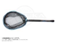 ジャクソン スーパートリックスター - ネット STN-180 #ブルー 全長1.8m 仕舞寸法29cm