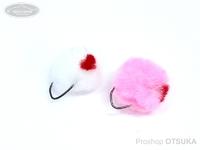 ムカイ NOシンカーエッグセット - - #ピンク・ホワイト