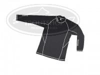 パズデザイン アンダーウェアー - Pdラッシュガード III SCR-004 #ブラックグレー Sサイズ