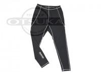 パズデザイン アンダーウェアー - PdラッシュガードタイツIII SCR-005 #ブラックグレー Sサイズ