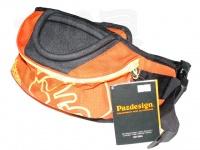 パズデザイン ファイティングパッド - SAC-118 #オレンジ #フリーサイズ