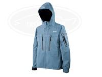 パズデザイン BSトラウトレインジャケット - ZBR-006 #ブルーグラス XLサイズ