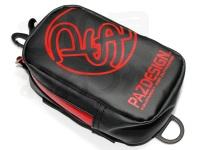 パズデザイン PSLターポリンポーチll - PSL-144  #ブラック/レッド