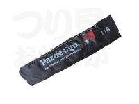 パズデザイン PSLインフレータブルラフトベルトIII - PFL-003 #ブラック