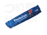 パズデザイン PSLインフレータブルラフトベルトIII - PFL-003 #ブルー