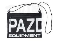 パズデザイン pazdesignサコッシュ - PAC-283  ブラック/ホワイト