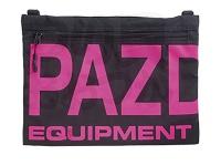 パズデザイン pazdesignサコッシュ - PAC-283  ブラック/ピンク