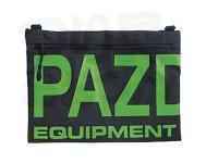 パズデザイン pazdesignサコッシュ - PAC-283  ブラック/グリーン
