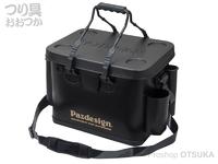 パズデザイン PSLバッカンV - PAC-291 #ブラックゴールド Aタイプ Lサイズ W40×D28×H33cm