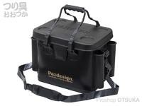 パズデザイン PSLバッカンV - PAC-293 #ブラック/ゴールド Bタイプ MサイズW36×D24×H30cm