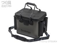 パズデザイン PSLバッカンV - PAC-293 #ガンメタブラック Bタイプ MサイズW36×D24×H30cm