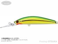 バスデイ シュガーディープ - 70F #M-99 ゴールドグリーン 70mm 5.5g フローティング