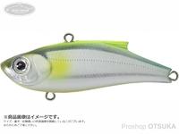 バスデイ ORC レンジバイブ -  45ES #FL-801 銀アユチャートバック 45mm 6.3g エキストラシンキング