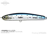 ラッキークラフト ワンダー - 80 #メタリックイワシ 80mm 11.5g シンキング