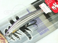 ラッキークラフト 柔 - 125FW パープルバック 125mm 16g フローティング