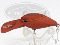 ラッキークラフト クラピー - ボトム #TKOスロート(茶) 34mm 3.7g フローティング