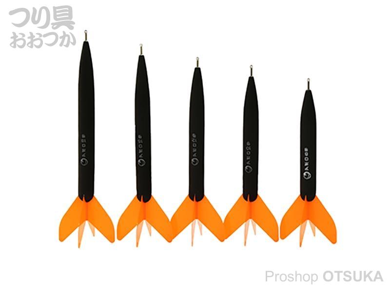 サニー商事 アポロ アポロ・ウキ 18号 オレンジ
