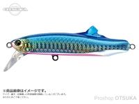 タックルハウス コンタクト フリッツ - 60 #15 ブルー・ピンク 108mm 60g