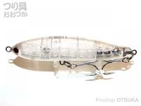 タックルハウス コンタクト ブリットペンシル -  CBP120 #MB3 ケイムラ・クリアラメ 120mm 33g フローティング