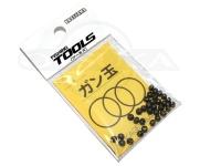 景山産業(株) ガン玉 -  -. 3号