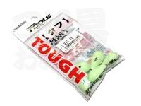 景山産業(株) ナス型 -  夜光グリーン タフ 4号