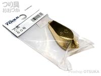 景山産業(株) 六角オモリ - 六角 キン 60号