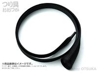 エイテック テイルウォーク - ロッドガード #ブラック M(40mm×1600mm)