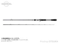 エイテック ボートゲーマーSSD - C65XH ベイトキャスティングモデル バットジョイント 6.5ft  ルアーMAX 90g PEMAX4号