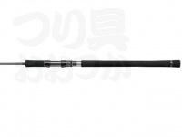 エイテック ソルティーシェイプダッシュ ライトジギング - S63L  6.3ft ルアーMAX100g ドラグMAX1.5kg