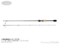エイテック TW シルバーナ ラゴ - 59ボトム  5.9ft ルアーMAX5g ラインMAX4lb